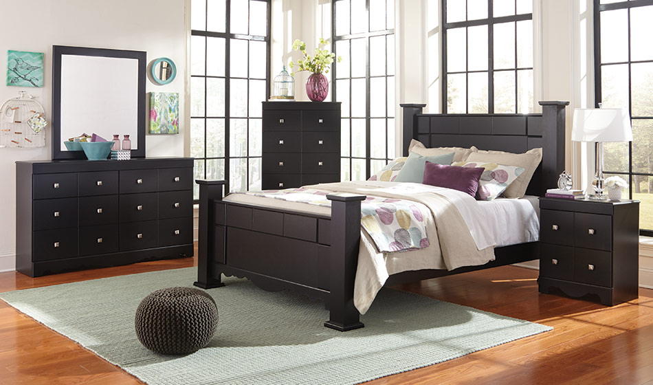 Union Furniture Bedroom 495 Karson