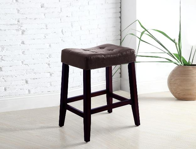 Saddle Stool U2013 Espresso