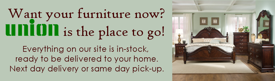Union Furniture In-Stock