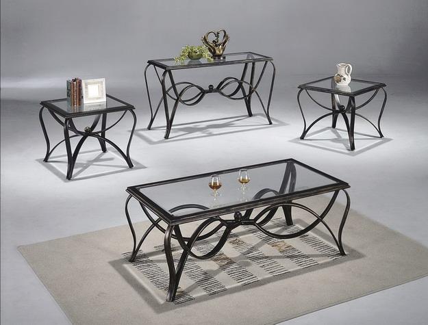 Union Furniture Livingroom 3123 Tables