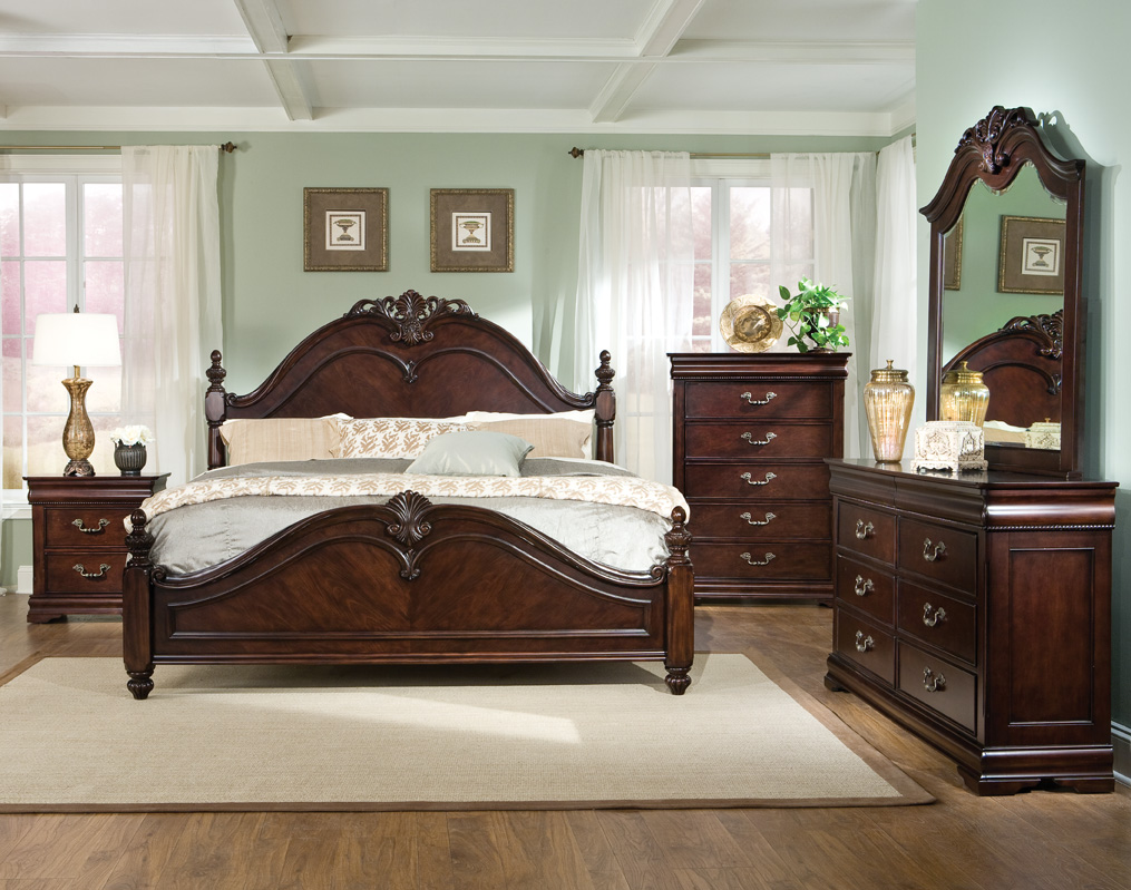 Queen Bedroom Suite Union Furniture Company
