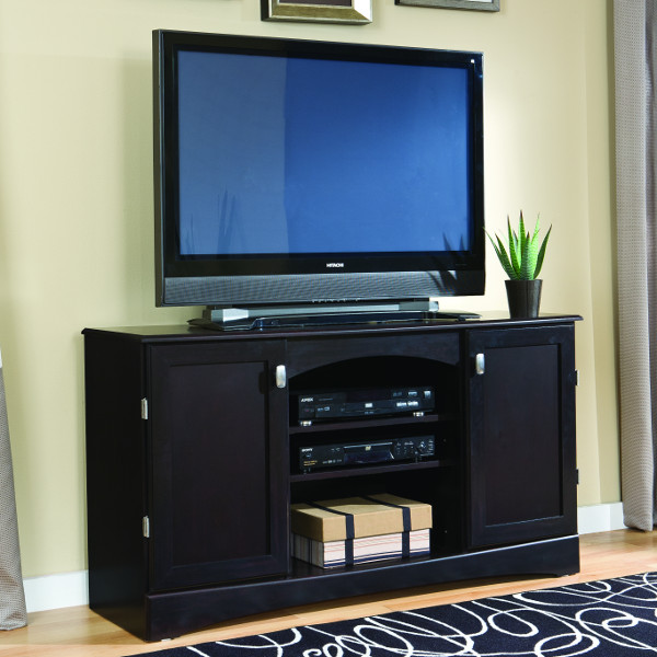 Entertainment Console 54u2033 Black