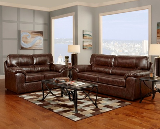 Sofa and loveseat union furniture company for Living room sets for sale in trinidad