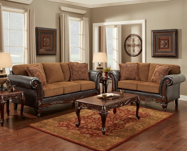 union furniture livingroom 8600 wink chestnut