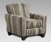 Union Furniture Livingroom 9001 Chair Heather Grey