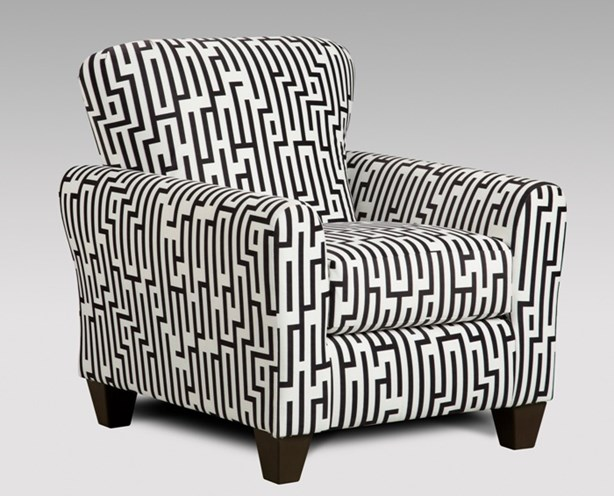 Cute Black Accent Chair Decoration
