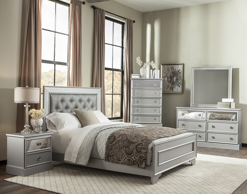 Union Furniture Bedroom Suite